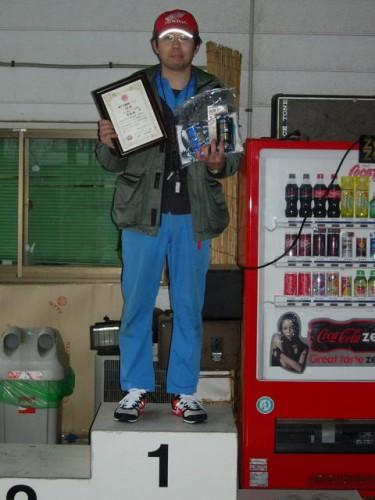 Rd1 NT-1000クラス 表彰式