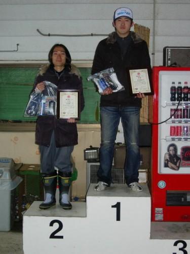Rd1 NT-FFクラス 表彰式