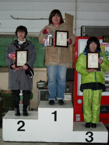 Rd1 NT-Lクラス 表彰式