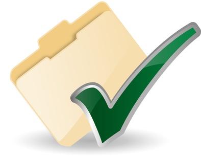 Accept Folder